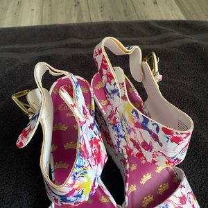 Juicy couture heels